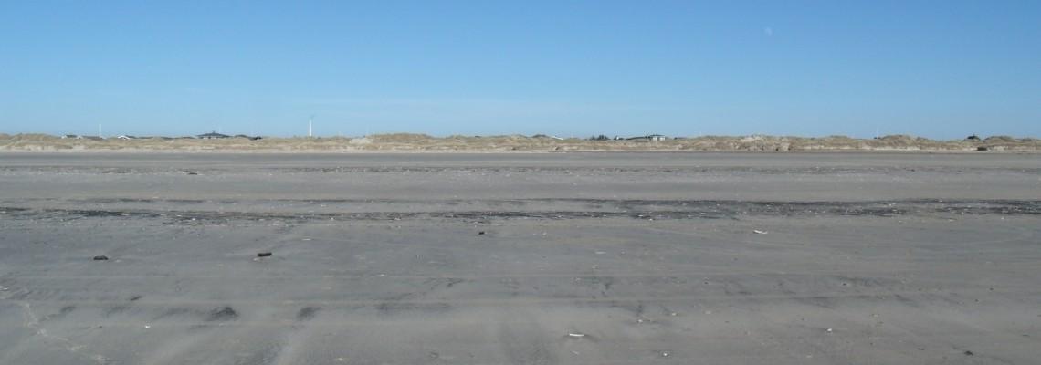 Strand Insel Fanö
