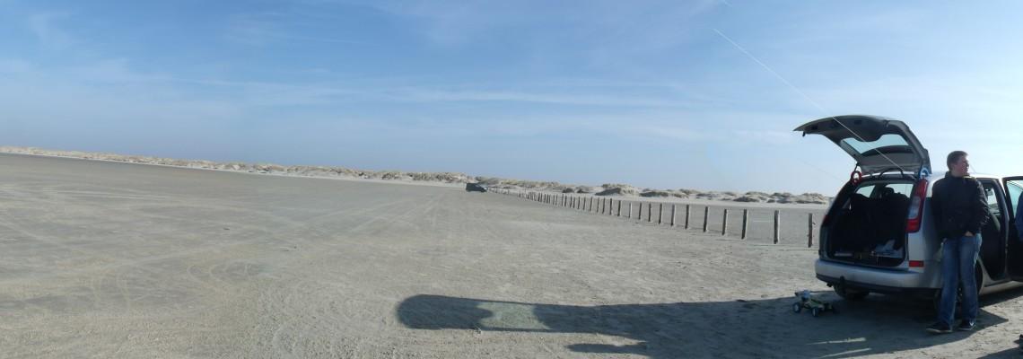 Strand bei Lakolk Insel Römö